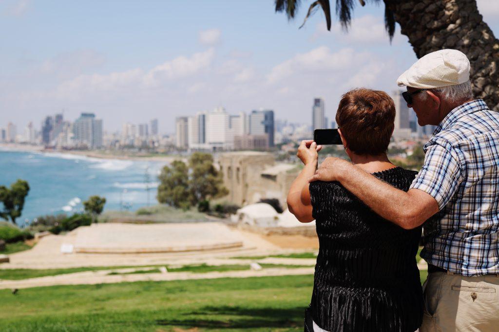 חברת סיעוד בתל אביב